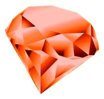 Gem in orange RiDC colour