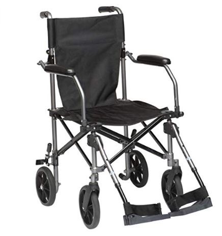 TraveLite transport chair