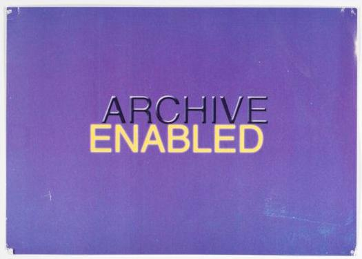 Archive Enabled logo