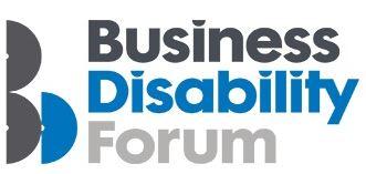 Business Disability Forum logo