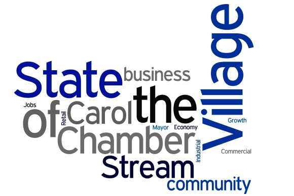 wordle, state of the village
