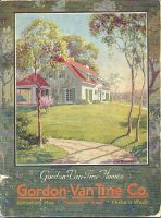 Gordon-Van Tine Catalog, 1929 [book cover]