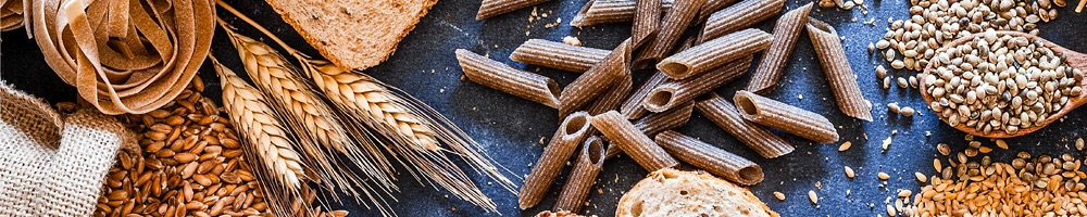 image of assorted whole grains