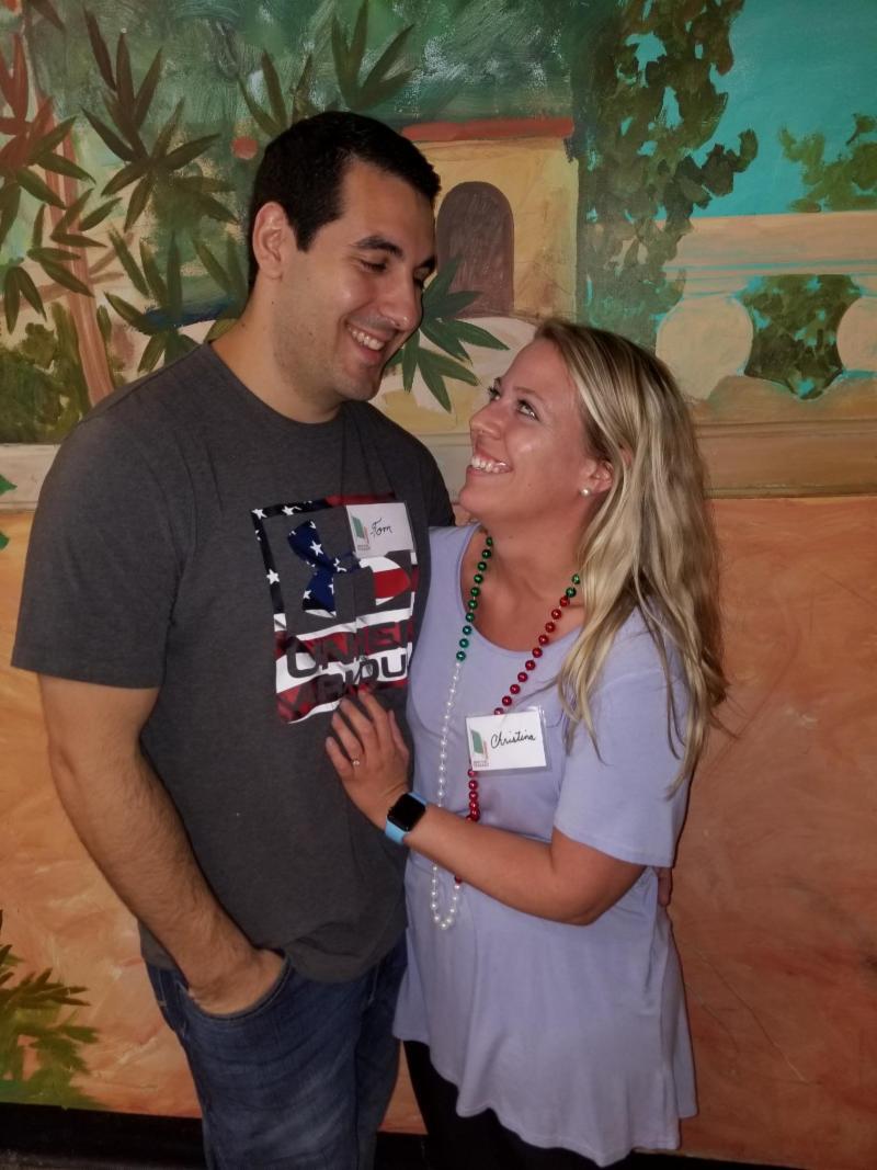 Christina & Tom 2