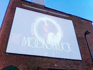 Moonstruck on screen