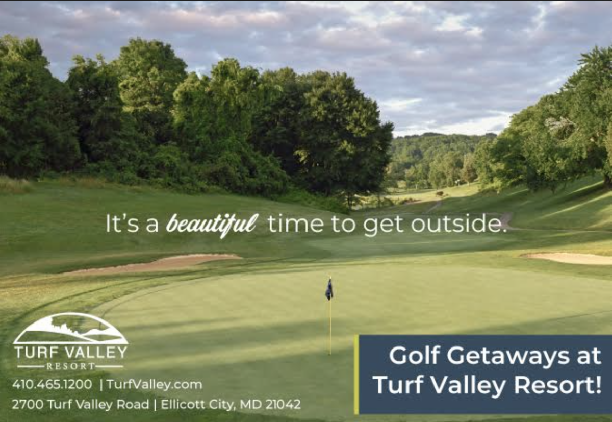 TURF VALLEY AD
