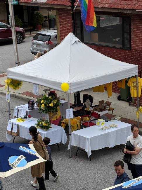lemonade event photo