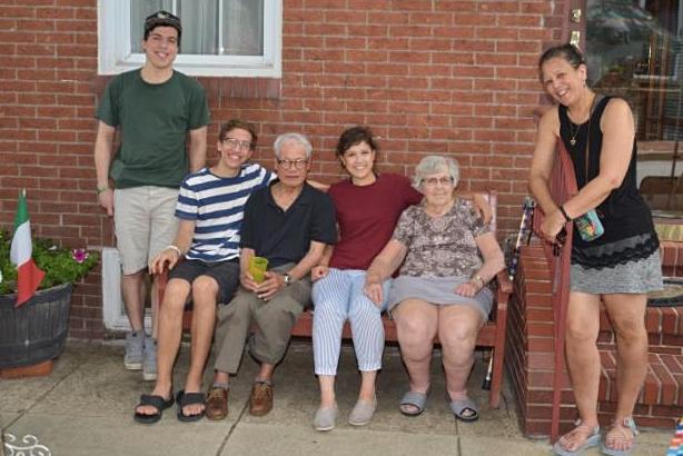 Alcaraz famiglia
