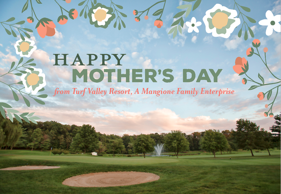 Mother's Day photo from Turf Valley