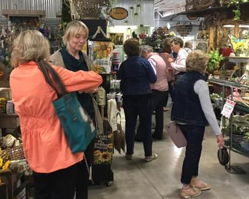 Ladies Night Out event picture from 4-24-29 at Hillermann Nursery and Florist