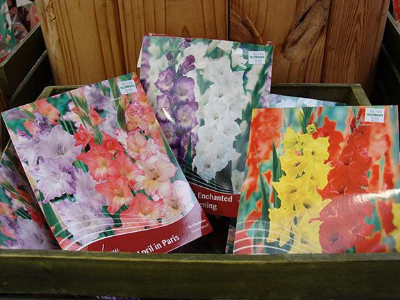 Items available at Hillermann Nursery and Florist