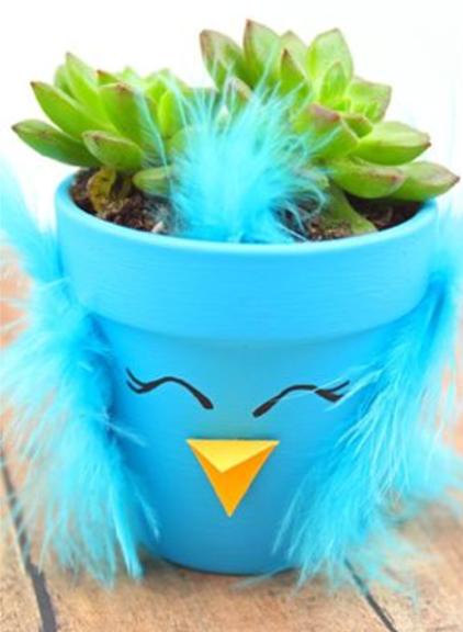 Chick planter