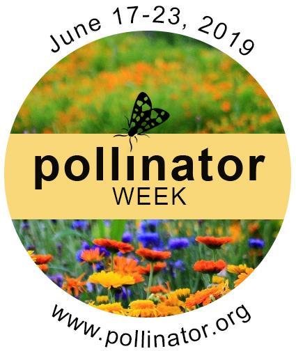 Pollinator Week logo - www.pollinator.org