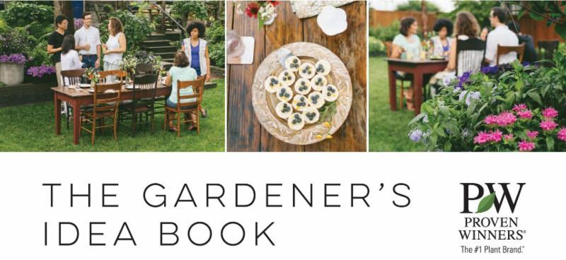Proven Winners Gardener's Idea Booklet - cover graphics