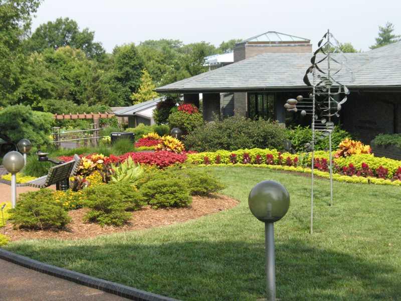 Missouri Botanical Gardens Kemper Center for Home Gardens
