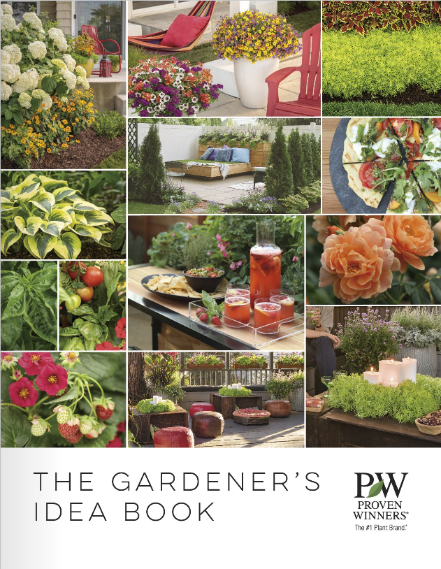 Proven Winners Gardeners Idea Booklet 2019 cover