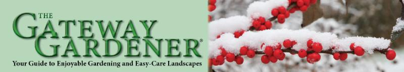 Gateway Gardener - visit website at www.gatewaygardener.com