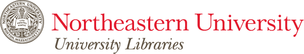 Northeaster University Libraries' Logo