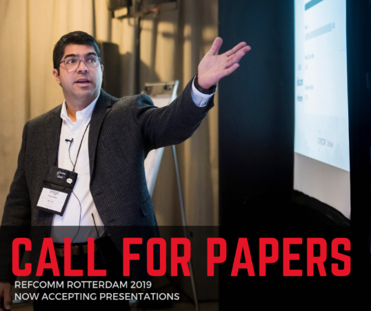 RefComm Rotterdam Call for Papers