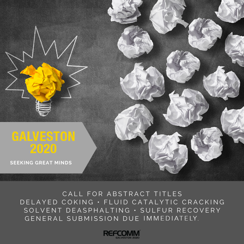 RefComm Galveston 2020 Call for Papers