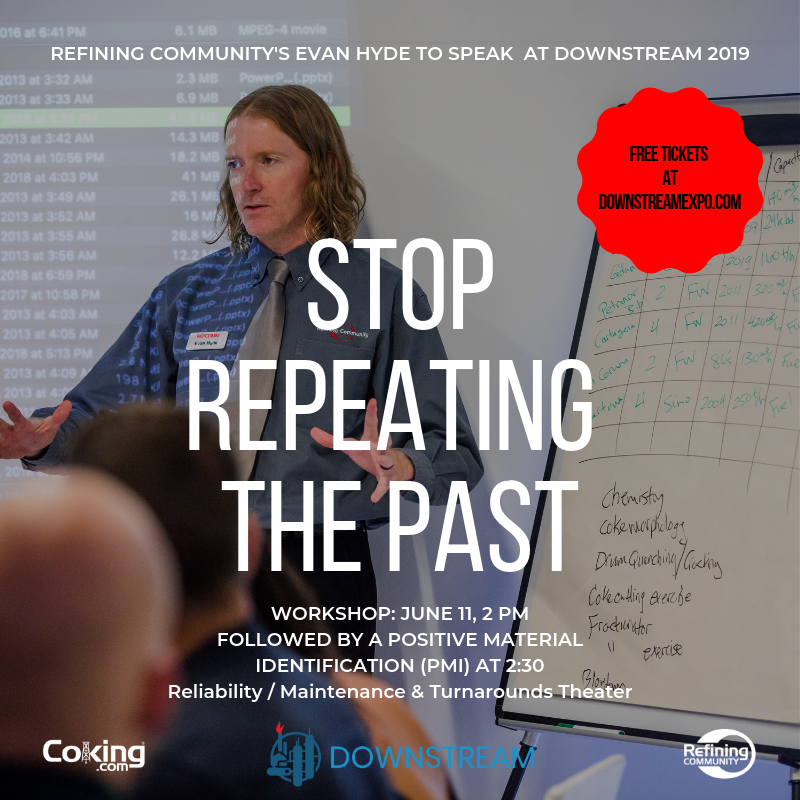 Stop Repeating the Past Workshop