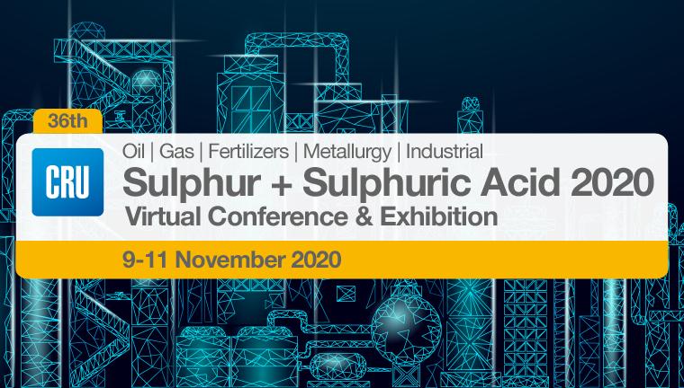 Sulphur + Sulphuric Acid Conference