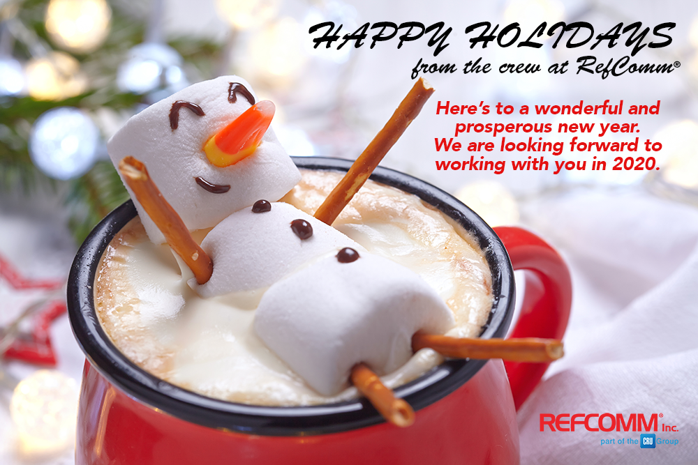 RefComm happy holidays