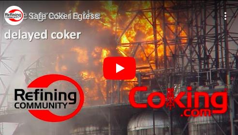 Safe Coker Egress