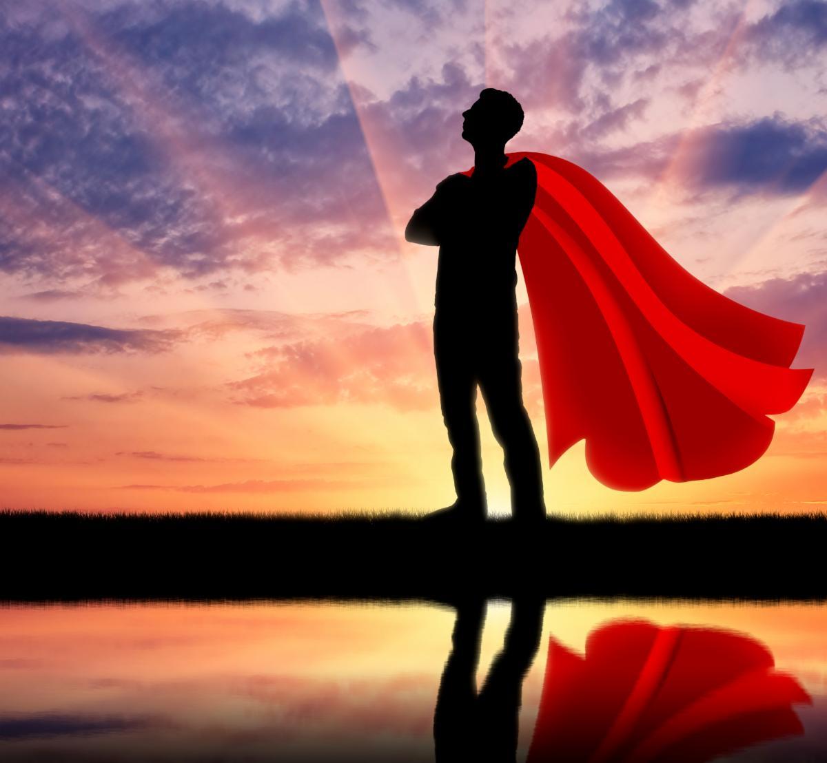 Body is Hero of the Dream