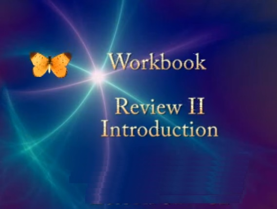 ACIM Workbook Rev II
