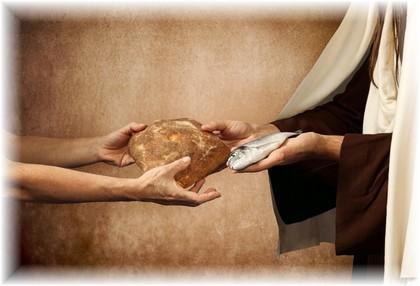 El amor es el pan diario de tu alma