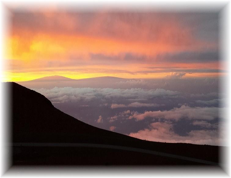 Mt Haleakala by Rhett Billings