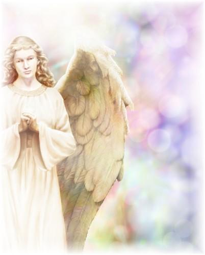 God's Strength envelops us in healing wings