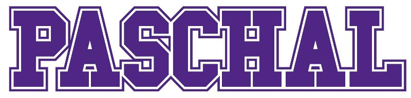 Paschal Logo for Header