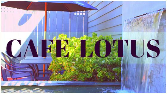 Cafe Lotus Outdoor Patio