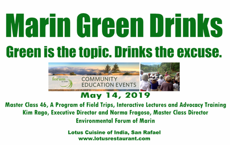 May Marin Green Drinks