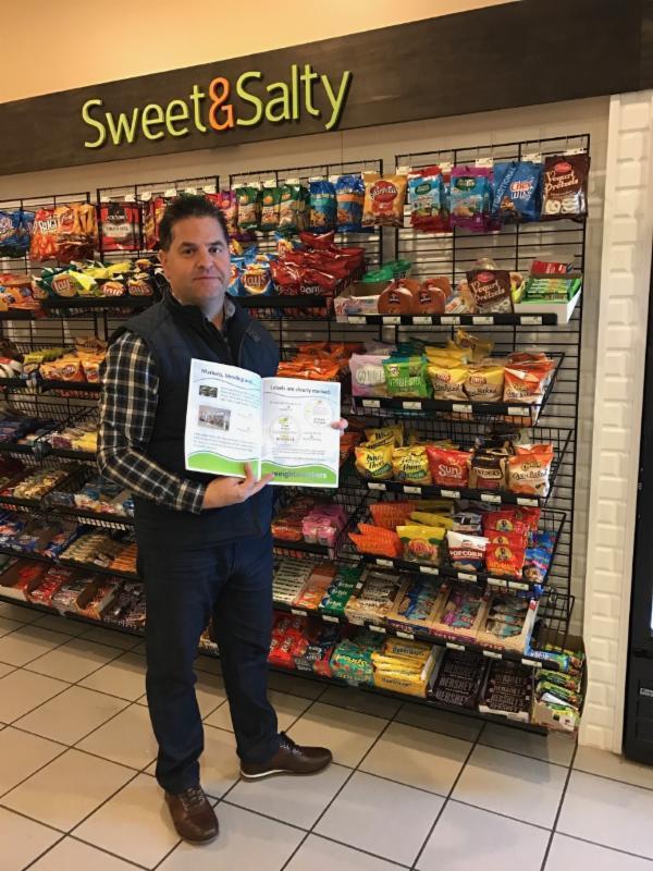 Piedmont Vending Category Management