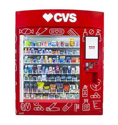 CVS Pharmacy Vending