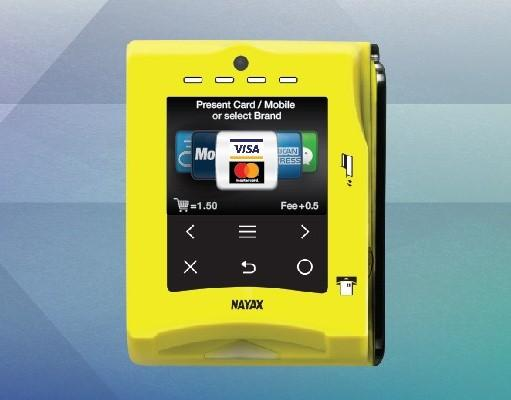 The VPOS Touch