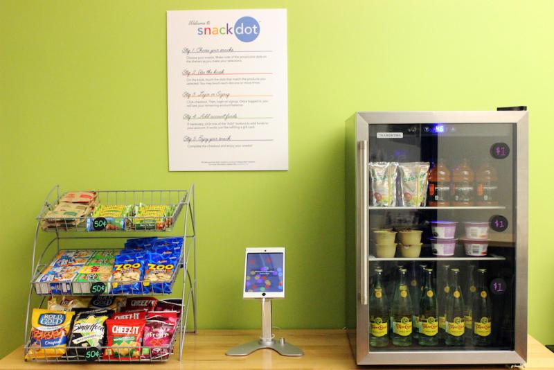 Snack Dot Payment App