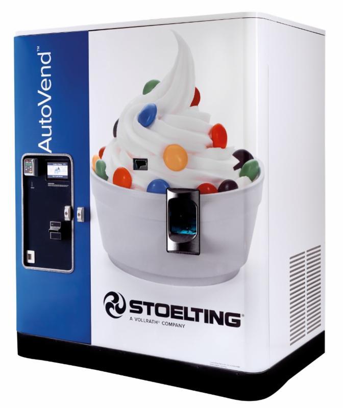 Stoeltihng Soft Serve Vending