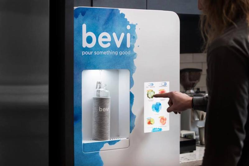 Bevi Beverage Machine