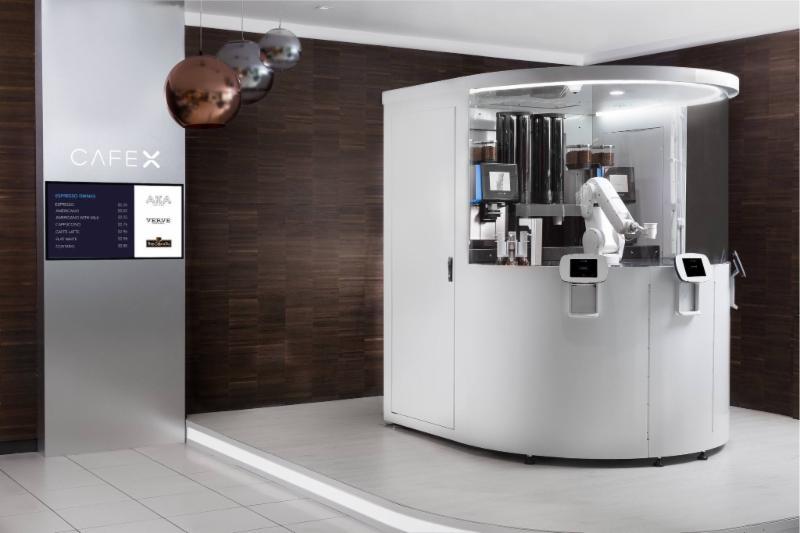 Robitic Coffee Machine