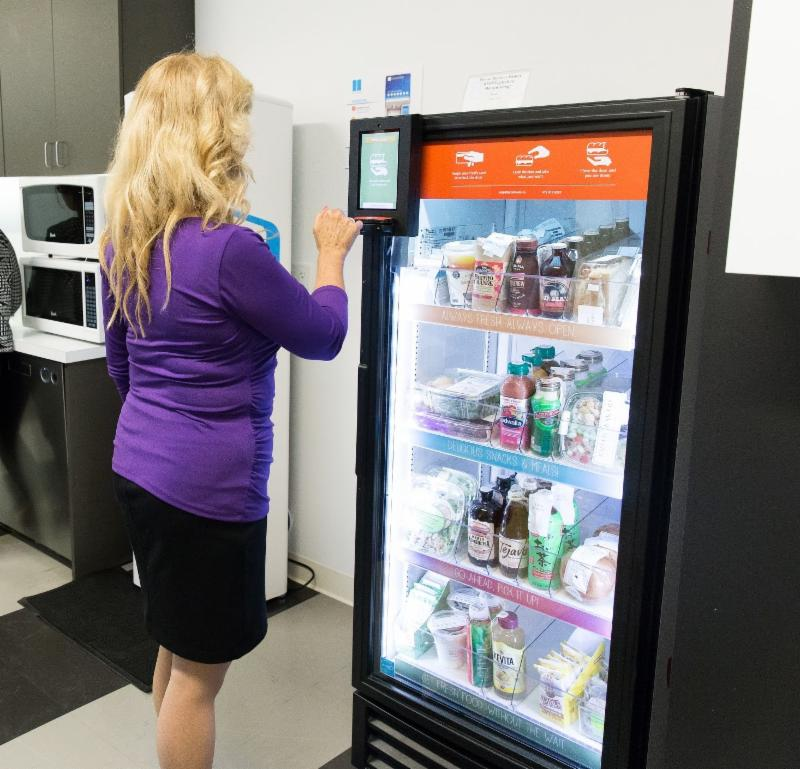 Byte Foods Vending Machines