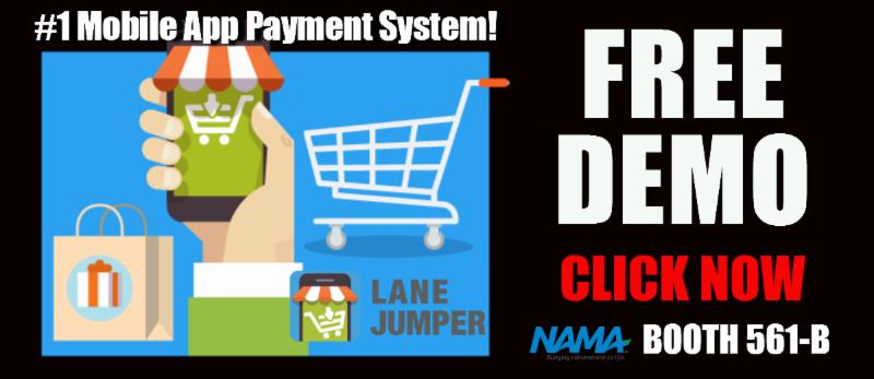Lane Jumper _1 Mobile App Payment System