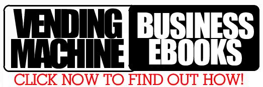 Vending Machine Business Start Up information
