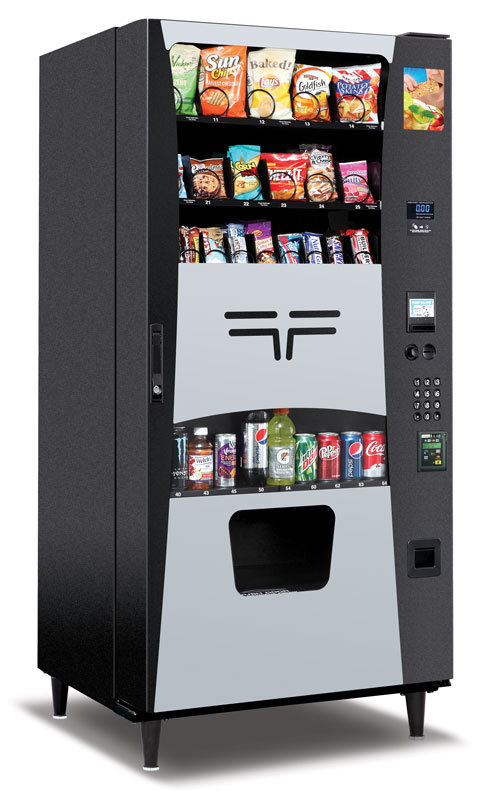 Micro Markets vs Vending Machines | Betson Tx Open House | Finger