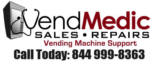 VendMedic Sale, Parts & Repairs