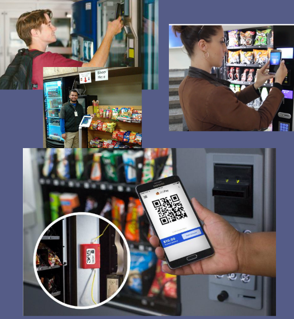 Vending Technology News 2018