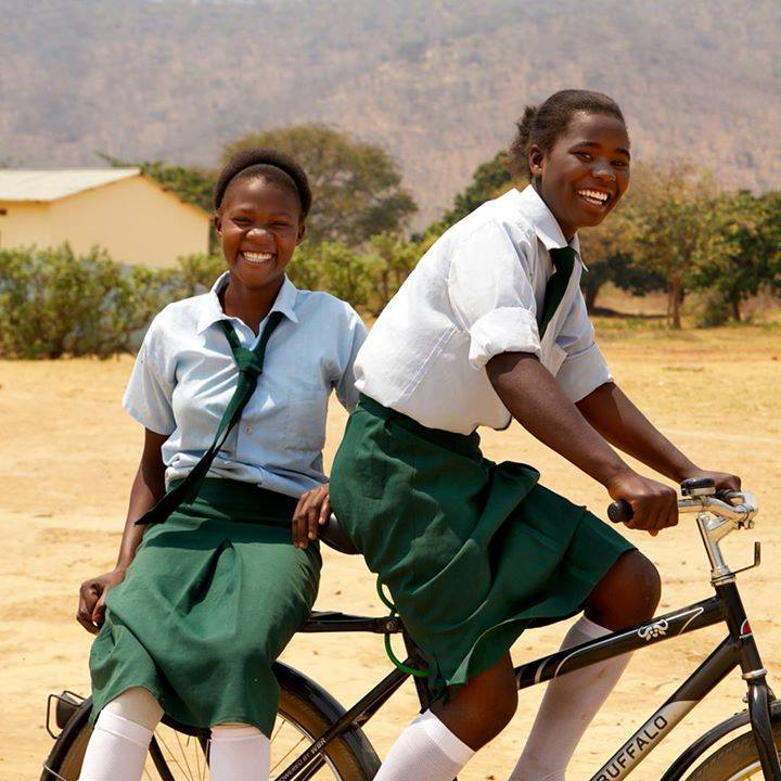 World Bicycle Relief Bicycles for Educational Empowerment program photo